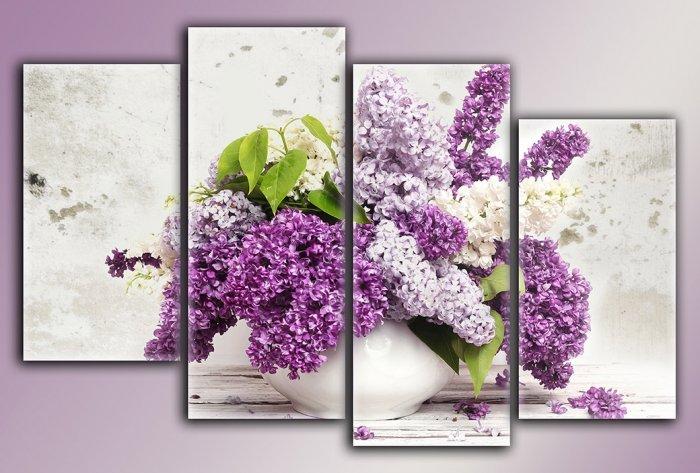 Цветы в дизайне интерьера