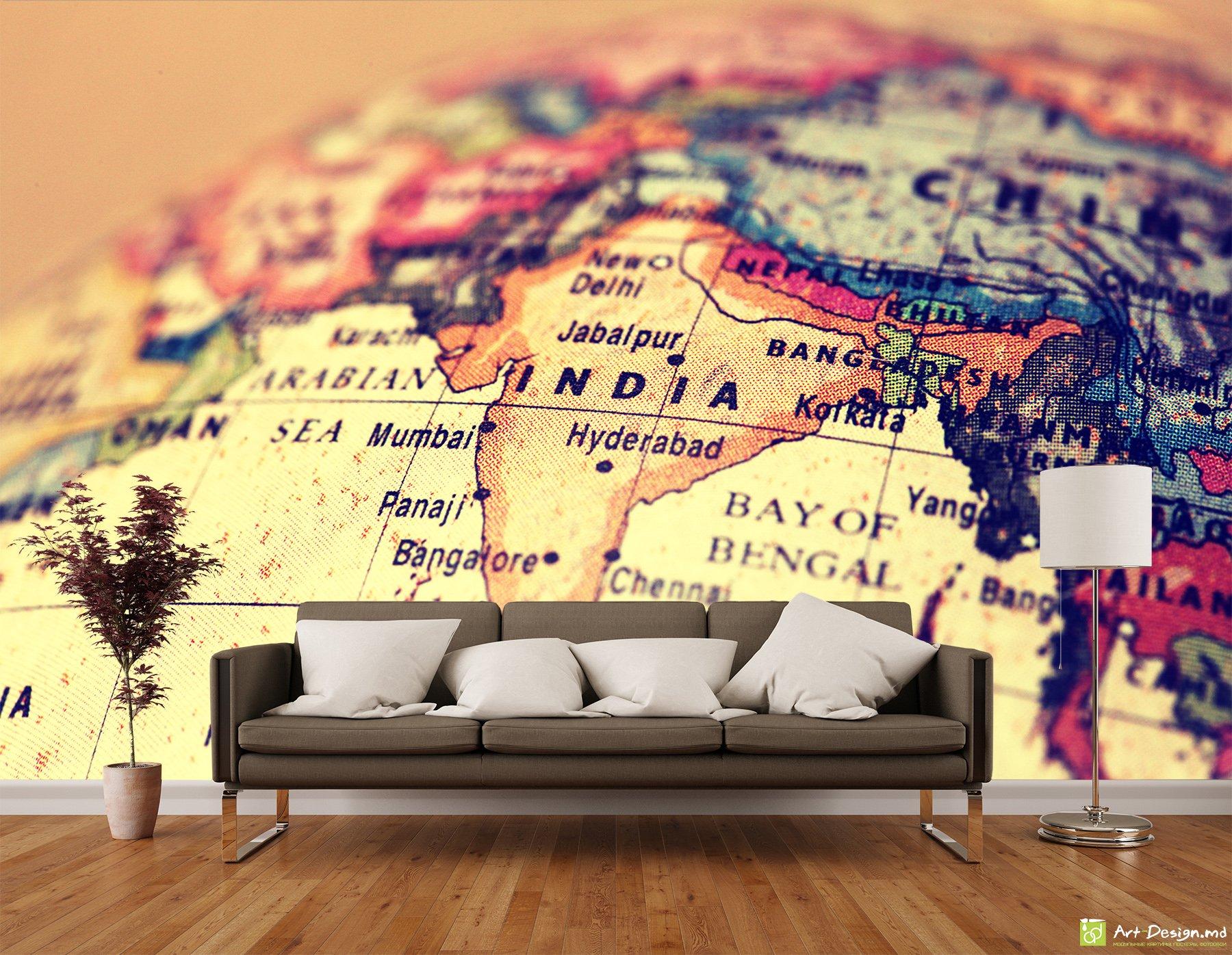 фотопанно карта мира вам пришла