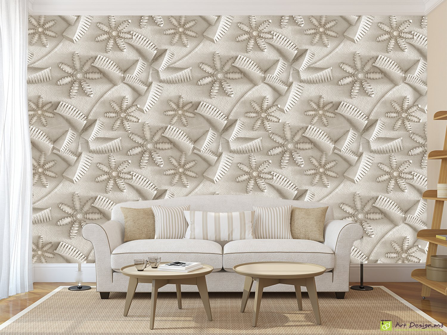 3d 3 art for Wallpaper home india