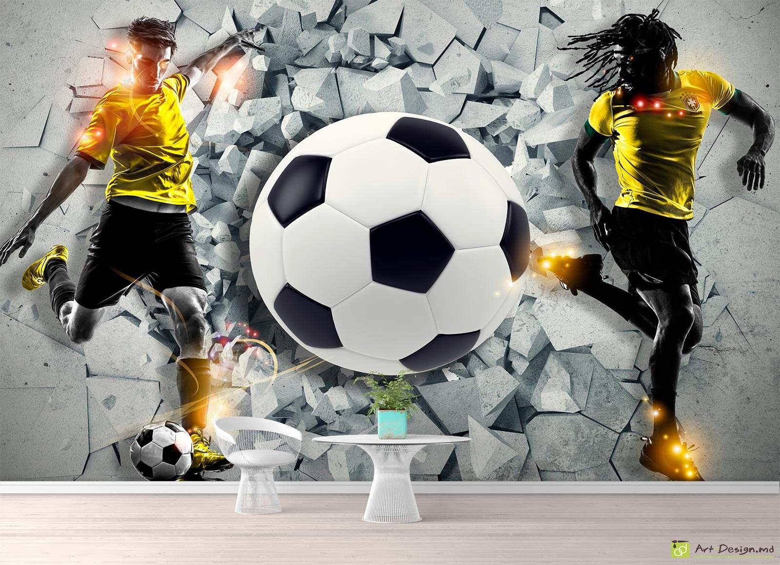 Фотозаставки на футбольную тему